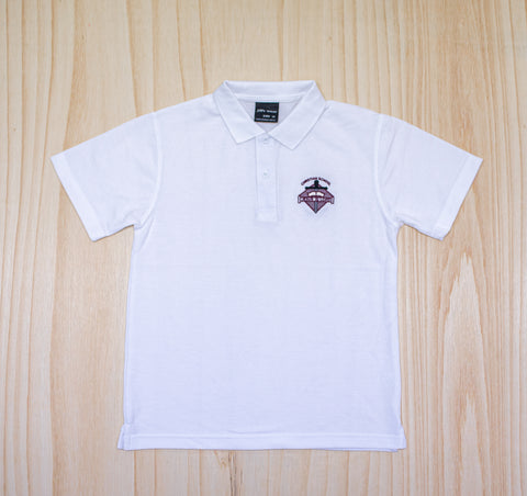 Kaikohe Christian School White Polo