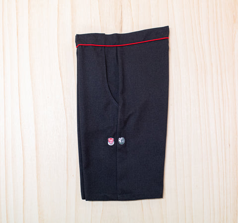 Kamo High School Girls Senior Black Shorts