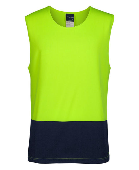 Hi Vis Muscle Top
