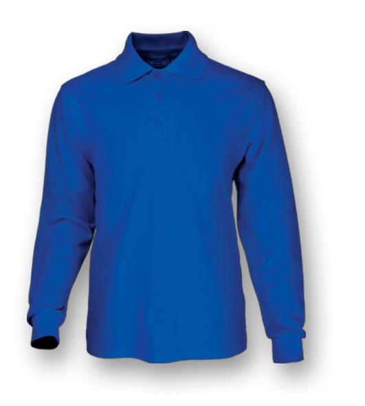 Whakatane Seventh Day Adventist Long Sleeved Polo