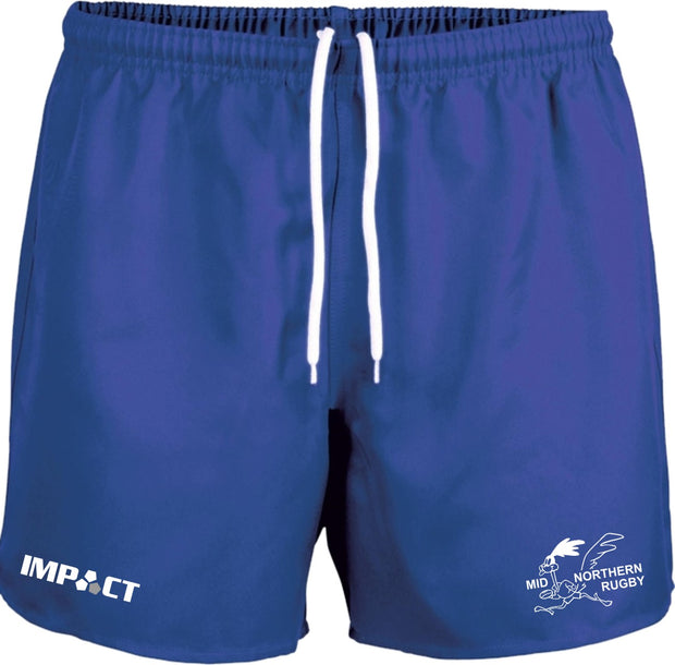Mid Northern JNR Rugby Shorts