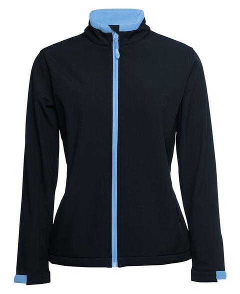 Podium Mens, Ladies & Kids Water Resistant Softshell Jacket