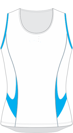 3DA Sublimated Womens Netball Shirts