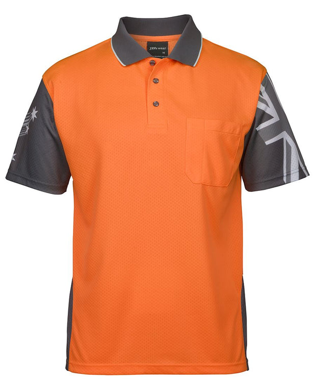 Hi Vis Southern Cross Polo