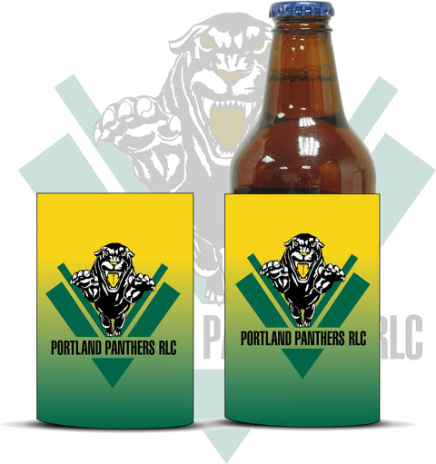 Portland Panthers Stubby Cooler