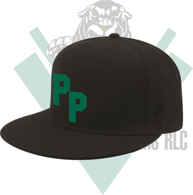 Portland Panthers Flat Peak Cap
