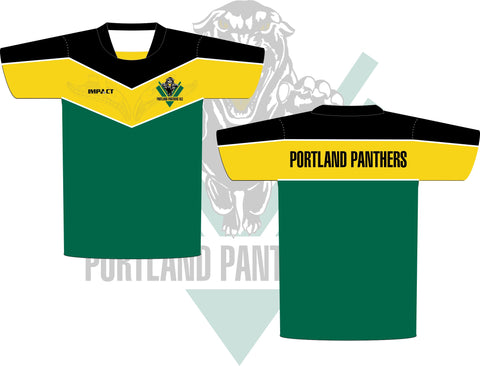 Kids Portland Panthers Sublimated Tee