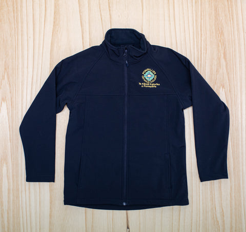 Pompallier Catholic College Softshell Jacket