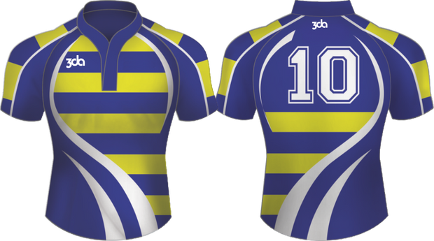 3DA Sublimated League Jersey