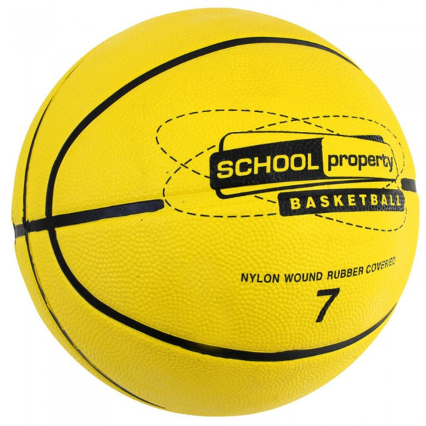 Nylon Wound Rubber Basketball