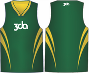 Sublimated Basketball Singlets EXTRA TALL