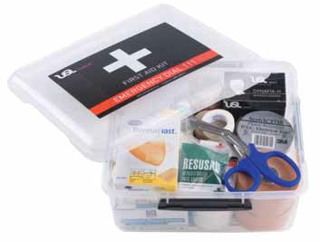 Sports First Aid Kit 5 Litre