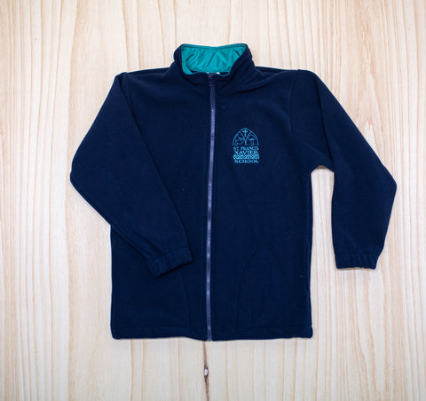 St Francis Full Zip Fleece