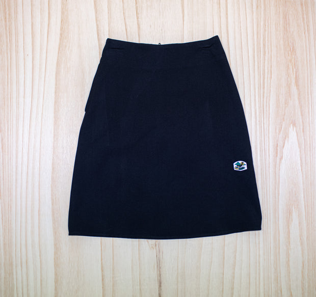 Tauraroa Area School Black Pencil Skirt