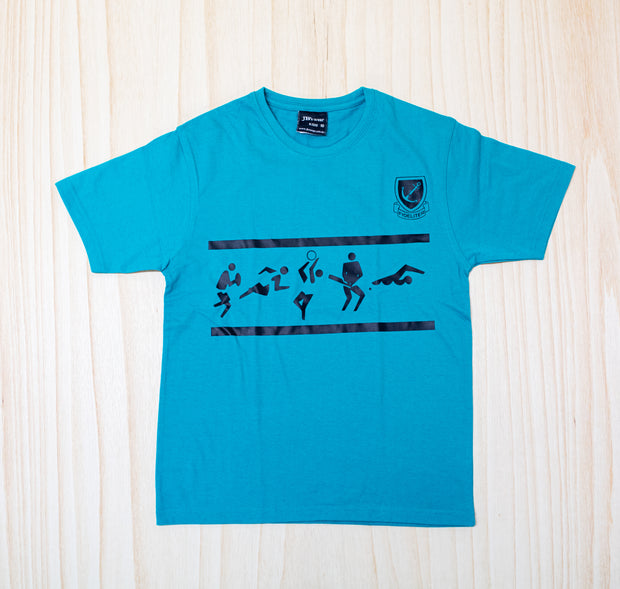 Whangarei Boys High School PE T-Shirt