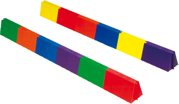 Balance Blocks - Interchangeable - Straight - 12pce