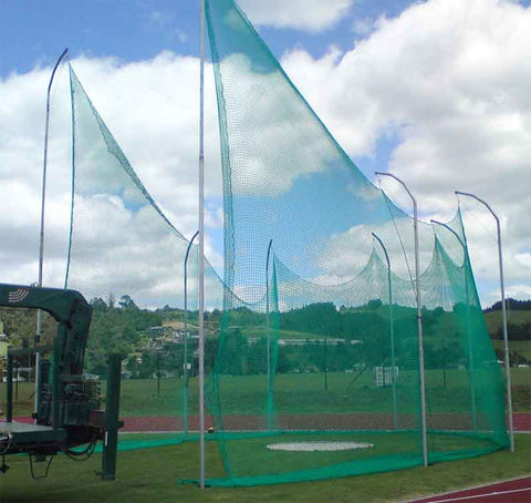 International Hammer/Discus Cage  P.O.A