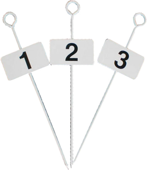 Marker Pegs - set of 12