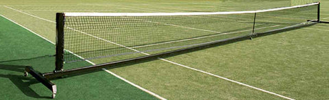 Mobile Tennis Net System - Powder Coated