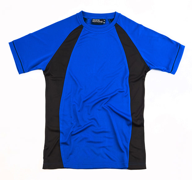 Royal/Black Tee