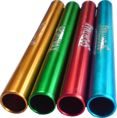 Relay Baton - Set of 4