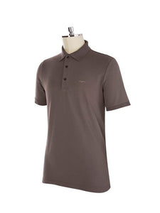 AMALFI SS2020 - Men's Short Sleeve Polo - Reform Sport Equestrian Clothing