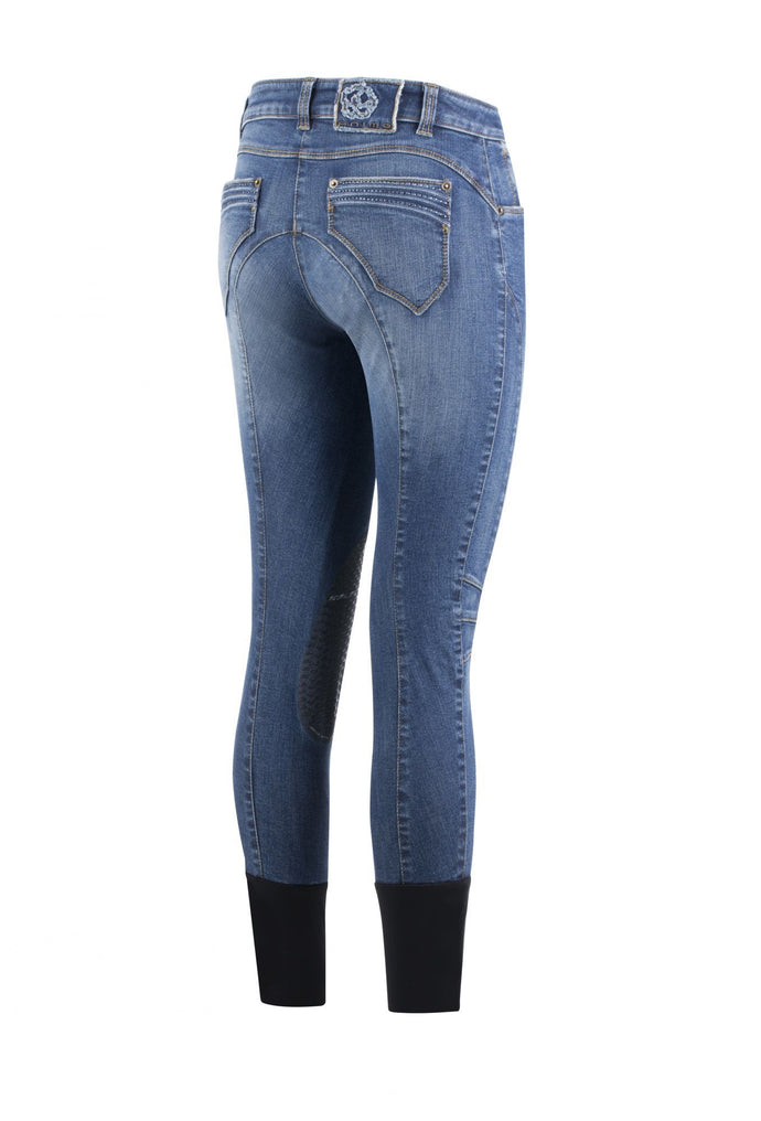 Noir Jean Breeches - Animo UK
