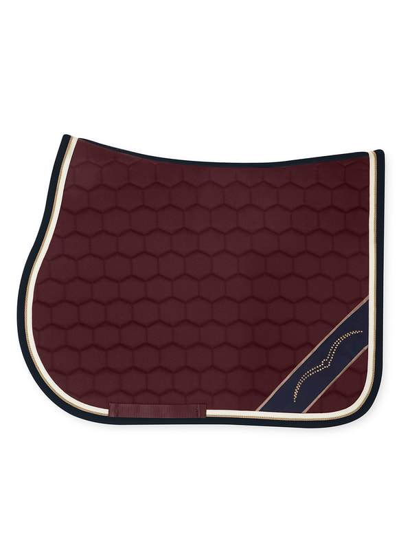 Want SS2020 - Saddle Pad - Jump - Reform Sport Equestrian Clothing