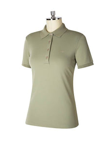 Biarritz SS2020 - Women's Short Sleeve Polo - Reform Sport Equestrian Clothing