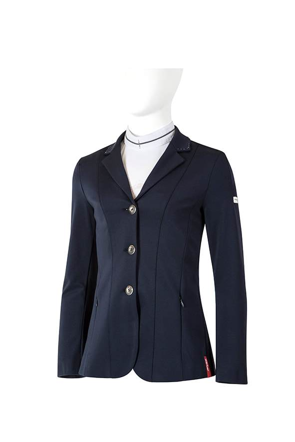 LIVANA Girls Show Jacket  AW19 NEW - Reform Sport Equestrian Clothing
