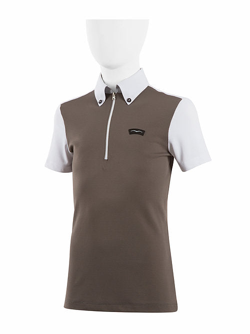 ACE Boys Short Sleeve Polo