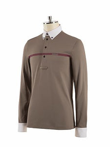AW20 ATN Long Sleeve Polo