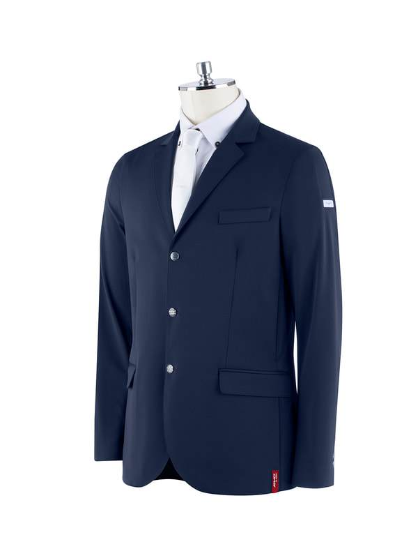 Ikko SS2020 -New Nero Men's Show Jacket - Reform Sport Equestrian Clothing