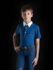 Amico boys Show Shirt - Reform Sport Equestrian Clothing