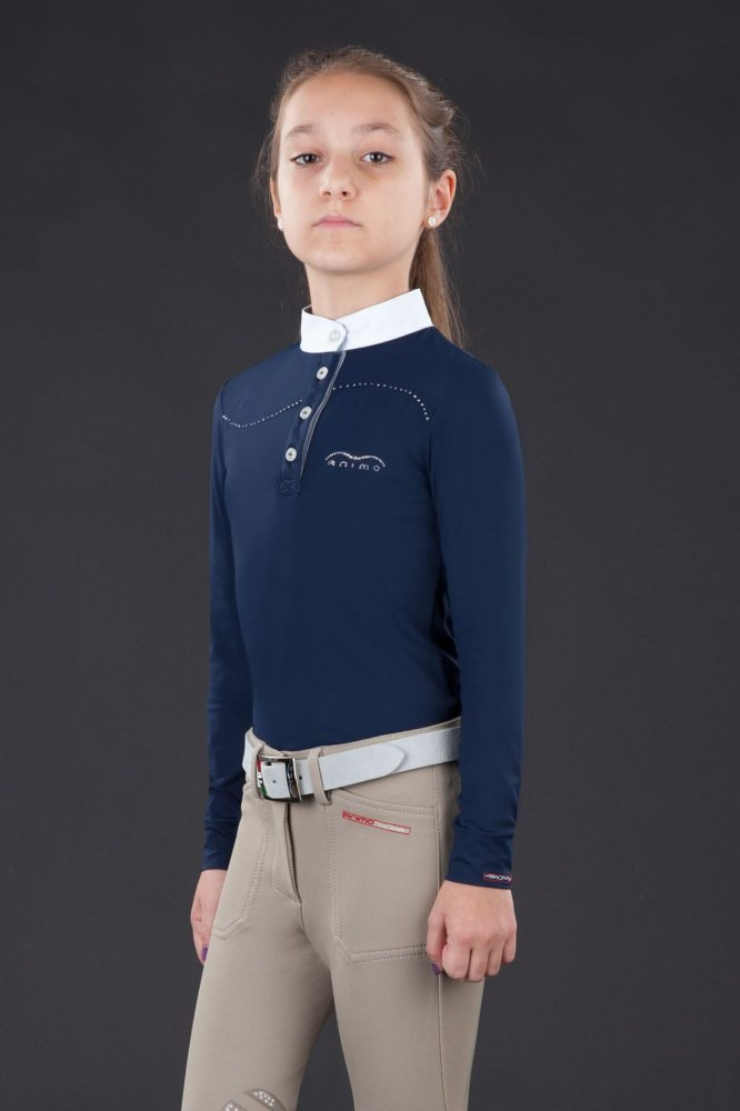 Birillo Show Shirt - Reform Sport Equestrian Clothing