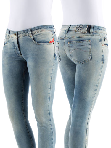 Nurielle Slim Jeans - Reform Sport Equestrian Clothing