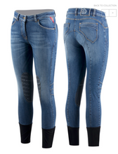 Load image into Gallery viewer, Noir Jean Breeches - Reform Sport Equestrian Clothing
