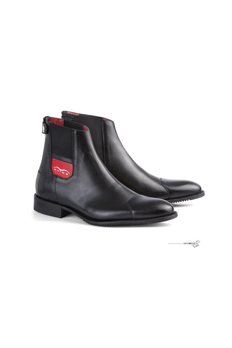 Zeus Short Boots - Animo UK