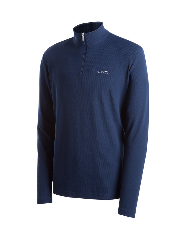 ALASKA Mens Zip Turtleneck AW19 NEW - Reform Sport Equestrian Clothing
