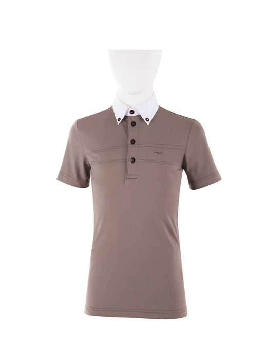 ANKOS SS2020 - Boy's Polo - Reform Sport Equestrian Clothing