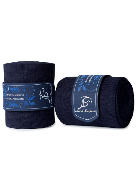 Anna Scarpati Wenny Horse Exercise Bandages - Reform Sport Equestrian Clothing