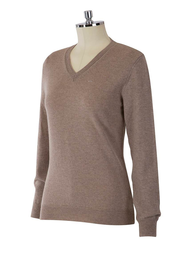 STEB  Woman's Wool V- Neck AW19 NEW COMING SOON - Reform Sport Equestrian Clothing