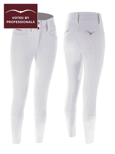 Nuan Full SS2020 Woman's high waisted riding breeches - Reform Sport Equestrian Clothing
