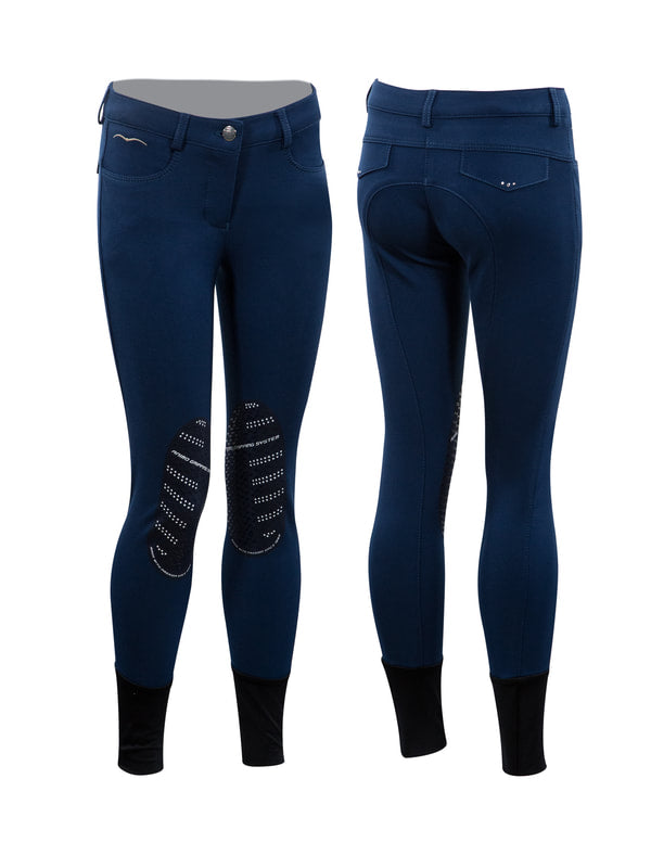 NEBO Girls Breeches AW19 NEW COMING SOON - Reform Sport Equestrian Clothing