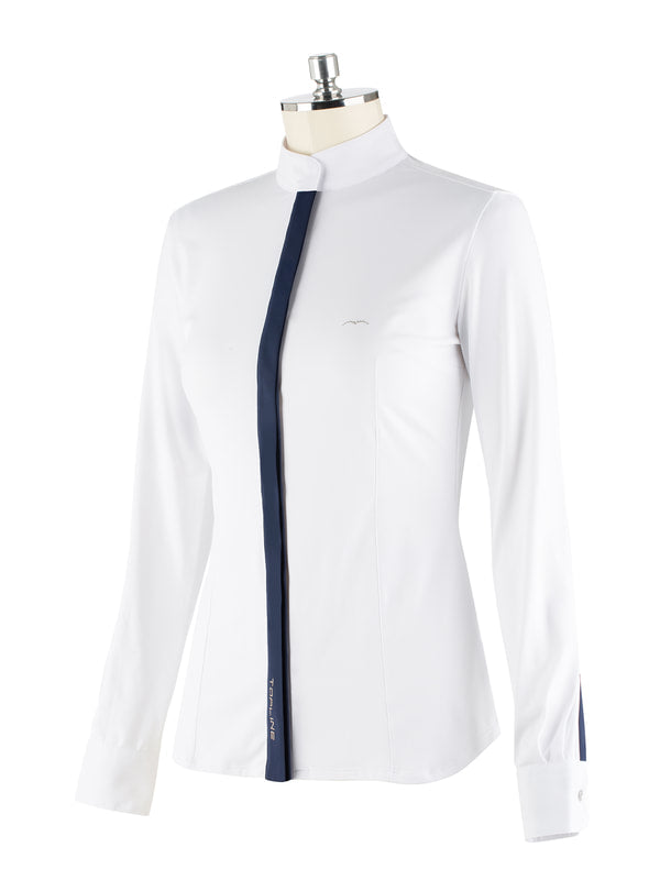 PURITI Woman's Competition Shirt AW19 NEW - Reform Sport Equestrian Clothing