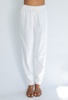 MOONSHINE PANTS - WHITE