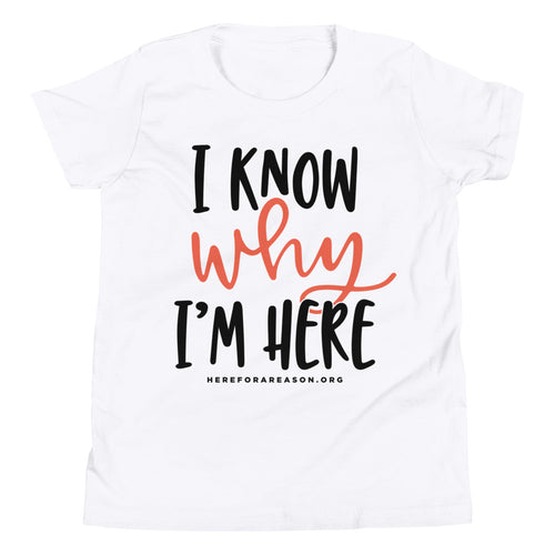 I Know Why YOUTH Tee
