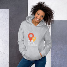 Load image into Gallery viewer, Unisex Hoodie 2 Light Letters