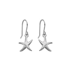 Dancing Starfish Earrings