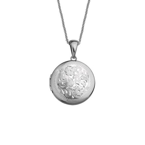 Sterling Locket